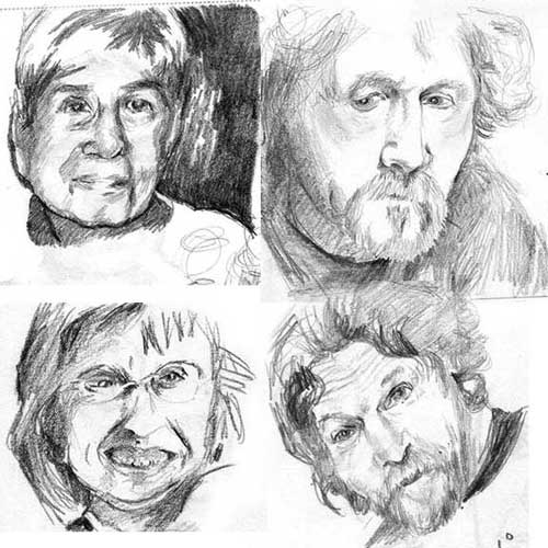 faces 9-12