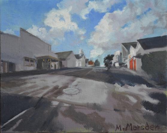 Lansing Street - Mendocino