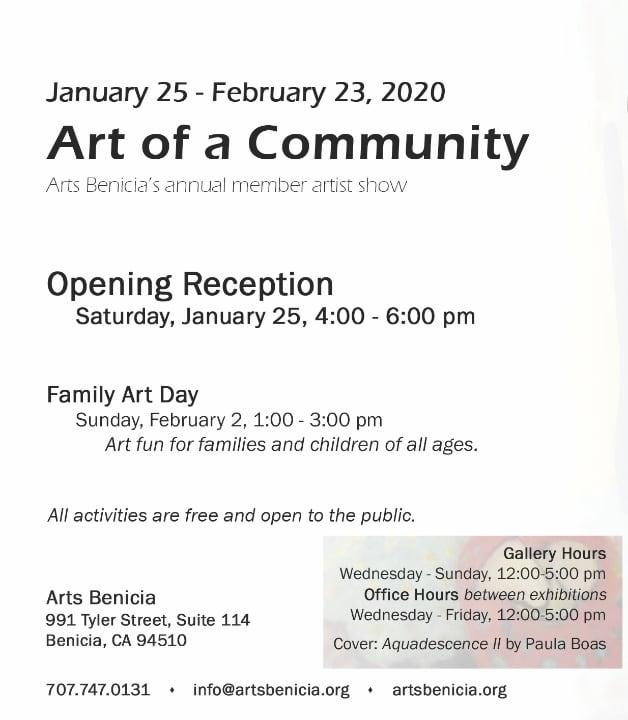 postcard - Art of a Community