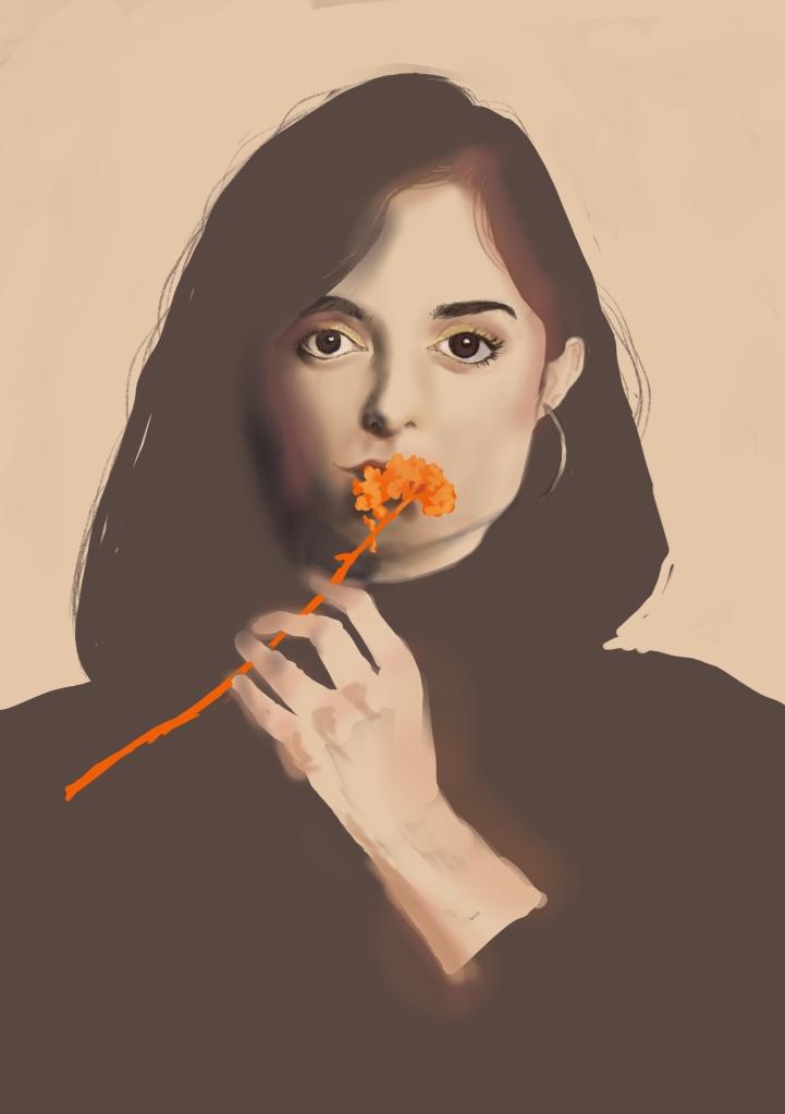 Model: Tori Nasiri.